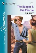 Ranger and The Rescue (Mills & Boon Silhouette) af Sue Swift