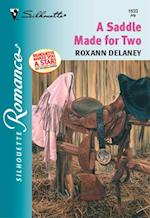 Saddle Made For Two (Mills & Boon Silhouette)