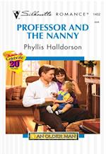 Professor And The Nanny (Mills & Boon Silhouette) af Phyllis Halldorson
