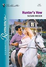 Hunter's Vow (Mills & Boon Silhouette)