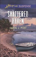 Shattered Haven (Mills & Boon Love Inspired Suspense) af Carol J. Post
