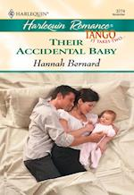 Their Accidental Baby (Mills & Boon Cherish)