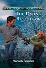 Dating Resolution (Mills & Boon Cherish)