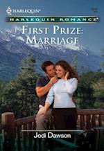 First Prize: Marriage