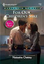 For Our Children's Sake (Mills & Boon Cherish)