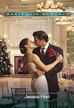Christmas Eve Marriage (Mills & Boon Cherish)