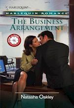 Business Arrangement (Mills & Boon Cherish)