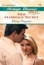 Her Marriage Secret (Mills & Boon Cherish) af Darcy Maguire