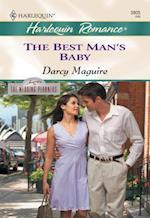 Best Man's Baby (Mills & Boon Cherish)