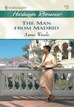 Man From Madrid (Mills & Boon Cherish)