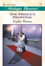 Prince's Proposal (Mills & Boon Cherish)
