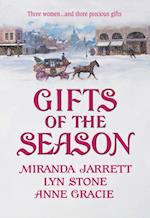 Gifts of the Season: A Gift Most Rare / Christmas Charade / The Virtuous Widow (Mills & Boon Historical) af Miranda Jarrett