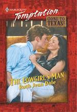 Cowgirl's Man (Mills & Boon Temptation)