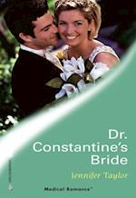 Dr Constantine's Bride (Mills & Boon Medical)