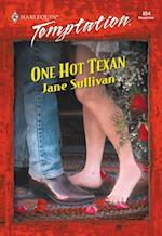 One Hot Texan af Jane Sullivan