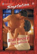 Risky Business af Jane Sullivan