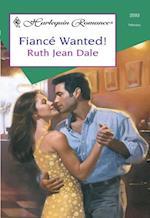 Fiance Wanted (Mills & Boon Cherish)