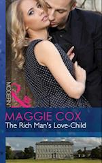 Rich Man's Love-Child (Mills & Boon Modern)