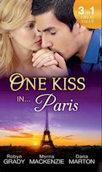 One Kiss in... Paris: The Billionaire's Bedside Manner / Hired: Cinderella Chef / 72 Hours (Mills & Boon M&B)