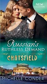 Russian's Ruthless Demand (Mills & Boon M&B) (The Chatsfield, Book 14) af Michelle Conder