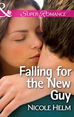 Falling for the New Guy (Mills & Boon Superromance) af Nicole Helm