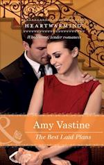 Best Laid Plans (Mills & Boon Heartwarming) (Chicago Sisters, Book 2) af Amy Vastine