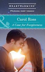 Case for Forgiveness af Carol Ross