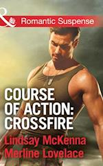 Course of Action: Crossfire af Merline Lovelace