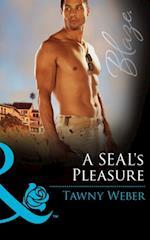 SEAL's Pleasure (Mills & Boon Blaze) (Uniformly Hot!, Book 60)