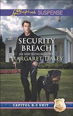 Security Breach af Margaret Daley