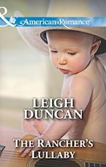 Rancher's Lullaby (Mills & Boon American Romance) (Glades County Cowboys, Book 4)