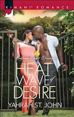 Heat Wave of Desire (Mills & Boon Kimani) (California Desert Dreams, Book 1) af Yahrah St. John