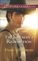 Lawman's Redemption (Mills & Boon Love Inspired Historical) af Danica Favorite