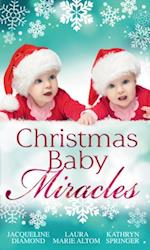Christmas Baby Miracles: The Holiday Triplets / The SEAL's Christmas Twins / Jingle Bell Babies (Mills & Boon M&B)
