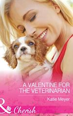 Valentine For The Veterinarian (Mills & Boon Cherish) (Paradise Animal Clinic, Book 2) af Katie Meyer