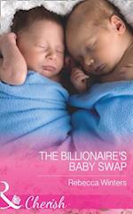 Billionaire's Baby Swap