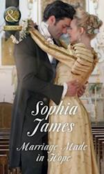 Marriage Made In Hope (Mills & Boon Historical) (The Penniless Lords, Book 4)