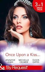Once Upon A Kiss...: The Cinderella Act / Princess in the Making / Temporarily His Princess (Mills & Boon By Request)