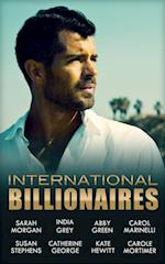 International Billionaires (Mills & Boon e-Book Collections) (International Billionaires)
