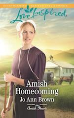 Amish Homecoming (Mills & Boon Love Inspired) (Amish Hearts, Book 1)