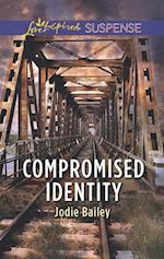 Compromised Identity (Mills & Boon Love Inspired Suspense) af Jodie Bailey