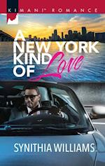 New York Kind Of Love (Mills & Boon Kimani) af Synithia Williams