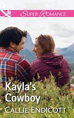 Kayla's Cowboy af Callie Endicott