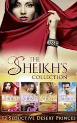 Sheikhs Collection (Mills & Boon e-Book Collections)