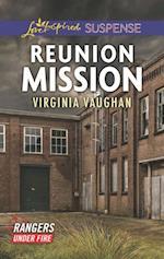 Reunion Mission af Virginia Vaughan