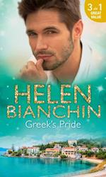 Greek's Pride af Helen Bianchin