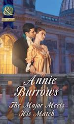 Major Meets His Match (Mills & Boon Historical) (Brides for Bachelors, Book 1)