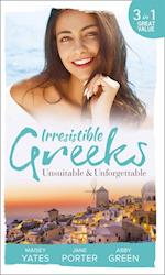 Irresistible Greeks: Unsuitable and Unforgettable: At His Majesty's Request / The Fallen Greek Bride / Forgiven but not Forgotten? (Mills & Boon M&B) af Jane Porter