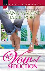 Vow Of Seduction: Hot Night in the Hamptons / Seduced Before Sunrise (Mills & Boon Kimani)