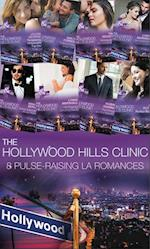 Hollywood Hills Collection: Seduced by the Heart Surgeon / Falling for the Single Dad / Tempted by Hollywood's Top Doc / Perfect Rivals... / The Prince and the Midwife / His Pregnant Sleeping Beauty / Taming Hollywood's Ultimate Playboy / Winning Back His Doctor Bride (Mills & Boon e-Book Collections) (The Hollywood Hills Clinic, Book 1)